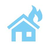 火災保険アイコン